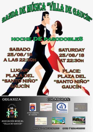 Pasodoble 2018